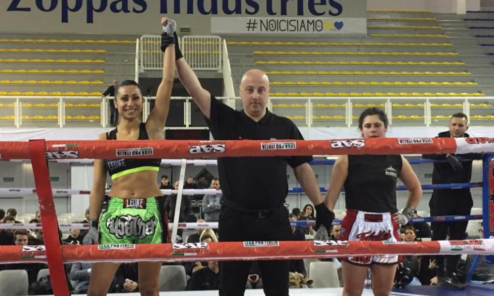 Campionessa sul ring e nella vita: Anna Marie Turcin
